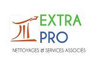 logo agence de nettoyage Extra Pro