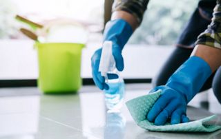 Spray de nettoyage