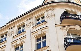 facade haussmannienne
