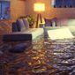 inondations salon