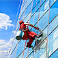 Lavage de vitres extérieures