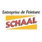 Logo société de peinture Schaal