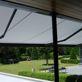 photo d'une tente solaire extérieure