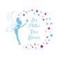 Logo Les petites féées bleues