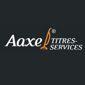 Logo Aaxe Titres-services