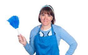 Femme de ménage à Dinant
