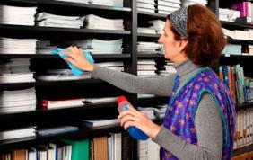 Besoin d'une aide-ménagère via titres-services?