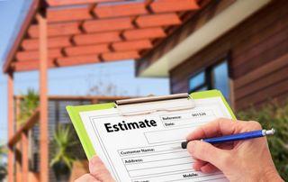 Estimation du prix entretien de toiture