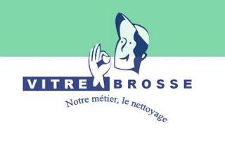 Logo Vitre brosse