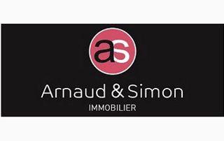 Logo Arnaud et Simon Immobilier