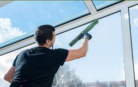 lavage vitres véranda