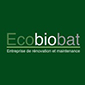 Eco Bio Bat Logo