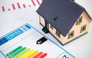 Maison et certificat de performances énergétiques