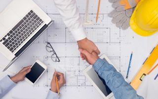 Collaboration société de rénovation