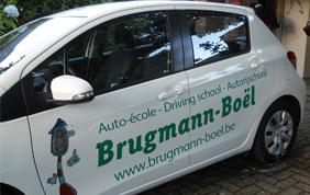 AUTO-ECOLE BRUGMANN BOEL - Uccle