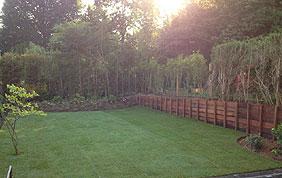 clôture uccle