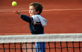 TENNIS CLUB LONGCHAMP - Uccle