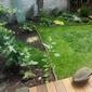 Jardin aménagé à Uccle