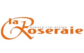 Logo théâtre la Roseraie