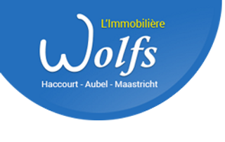 logo agence immobilière wolfs