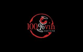 Logo 100% Vin