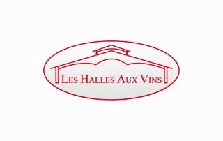 Logo Les Halles aux Vins