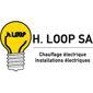 Logo H. Loop Pompe à chaleur
