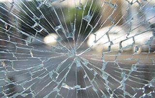 Vitrage de sécurité verre trempé