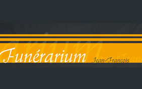 logo funérarium jean françois