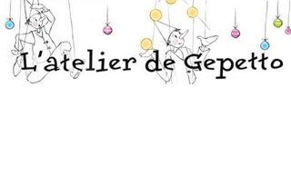 Logo L'atelier de Gepetto