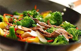 wok cuisine thai