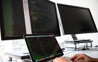 réseau d'ordinateurs de bureau