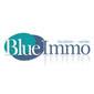 logo de blue immo