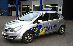 AUTO-ECOLE EUROPEENNE - Woluwe-St-Lambert