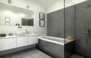 carrelage salle de bain murs et sol