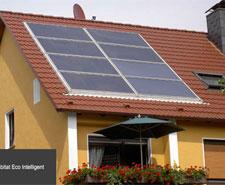 Panneaux solaires à Woluwe